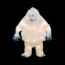 18 in. Rudolph Pre-Lit LED Bumble