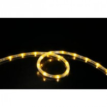 16 ft. LED Yellow Rope Lights