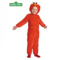 Infant Toddler Sesame Street Elmo Comfy Costume