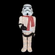 36 in. Star Wars Storm Trooper Yard Decor