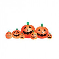 8 ft. Inflatable Pumpkin Patch