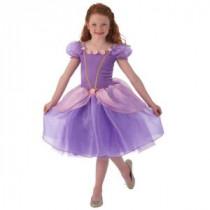 Purple Rose Princess Child&#39,s Small Dress Up