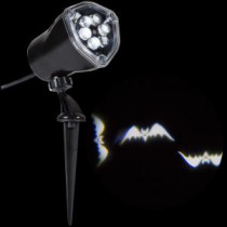 11.81 in. Projection Whirl-a-Motion-Bats White