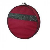 Artificial Wreath Storage Bag for Up to 24 in.