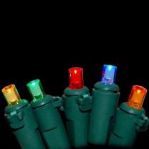 70-Light Multi Color LED String Lights