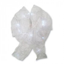 Battery Operated White LED Wedding Pearl Bow Lights