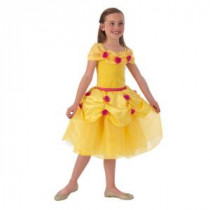 Yellow Rose Princess Child&#39,s Large Costume