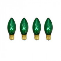 C9 Green Replacement Bulb (250-Piece)