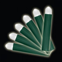 15-Light Battery Operated LED Warm White Little Lights (2-Set)