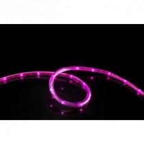 16 ft. LED Pink Rope Lights