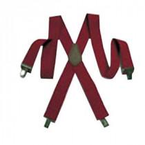 Santa Heavy Duty Adult Suspenders