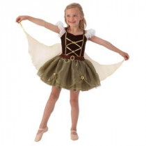 Pirate Winged Fairy Child&#39,s Large Costume