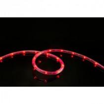 16 ft. LED Red Rope Lights