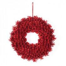 Cherry Hill Lane Collection 14 in. Mini Pinecone Wreath