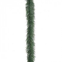 50 ft. Unlit Artificial Rope Garland (Pack of 2)